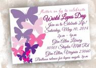 World Lupus Day and Lupus Awareness and Support A day of a celebration of life beyond lupus! Bring a friend, bring your family and support a lupus warrior! HEALTH TALKS, FACIALS, HAND MASSAGES, JEWELRY VENDORS AND MORE! Balloon release for lupus angels commences at 3pm in front of the library.