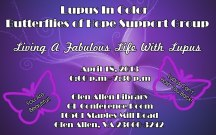 """Living a Fabulous Life with Lupus"" An evening of Guided Relaxation & Visions of the Future No matter what you have been through you can still be the fabulous you. You Are Still Beautiful! Lupus Can't Hold You Back!"