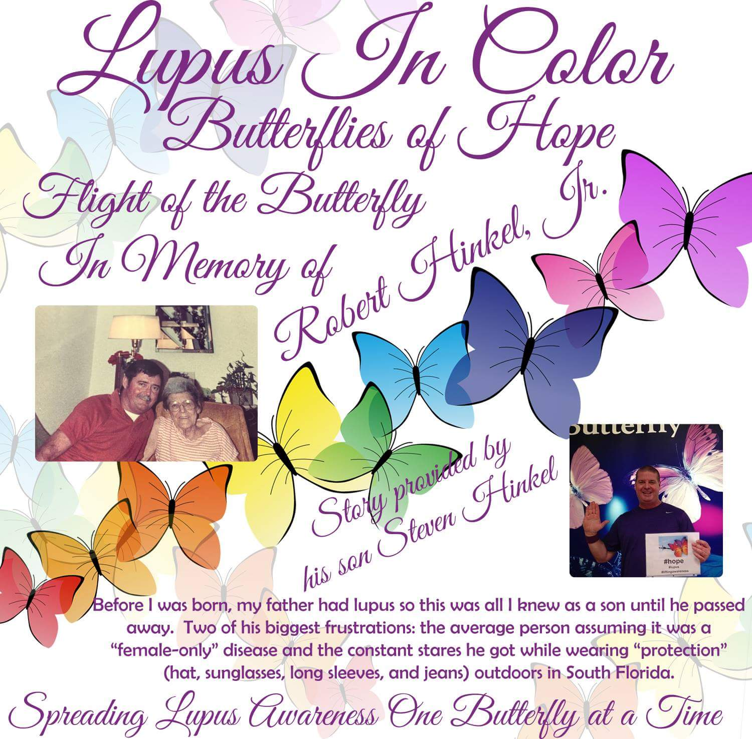 Butterflies of hope page 5 lupus in color image biocorpaavc Image collections