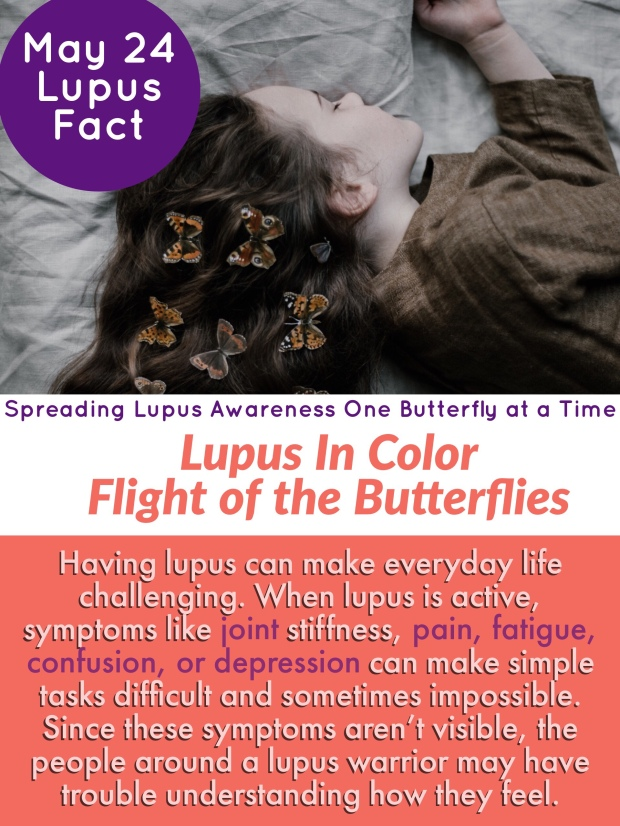 Lupus Facts – Page 2 – Lupus In Color