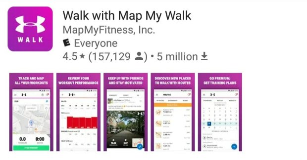 Walk Challenge App – Lupus In Color on