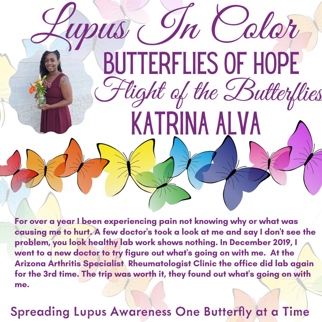 Butterfly Flight Katrina Alva