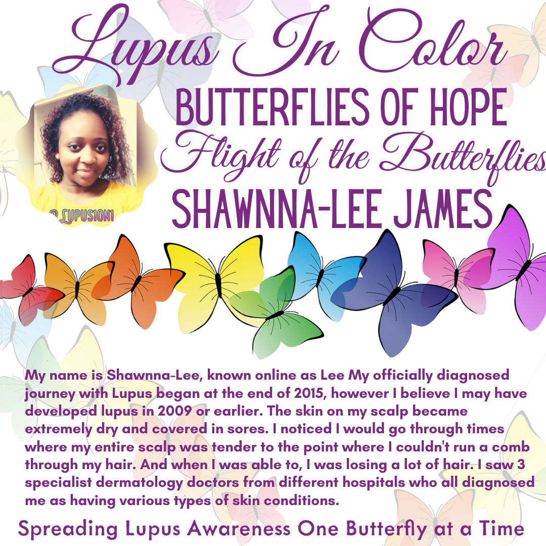 Butterfly Flight Shawnna-Lee James