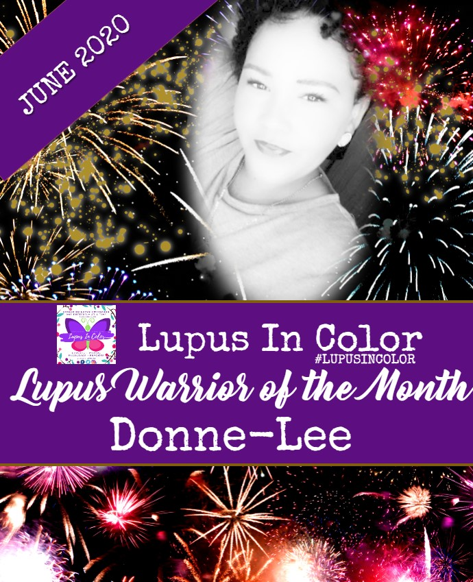 Lupus Warrior of the Month June 2020