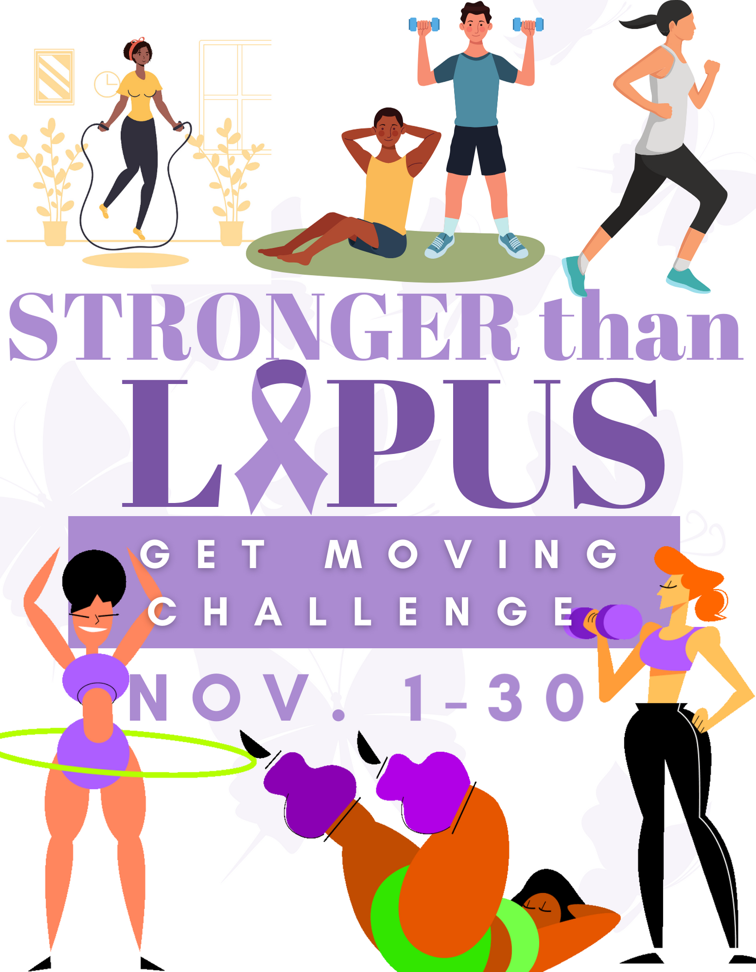 Stronger than Lupus