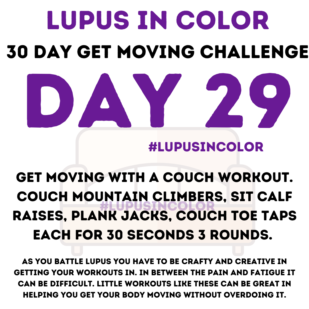 Day 29 30 Day Get Moving Challenge